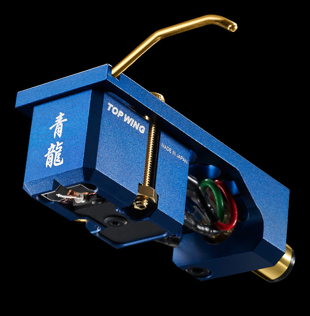 Topwing Seiryu Blue Dragon Cartridge
